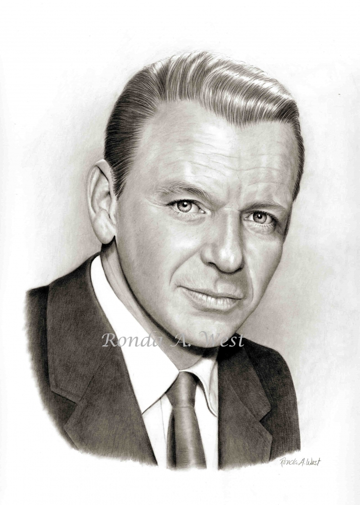 Frank Sinatra by rondawest